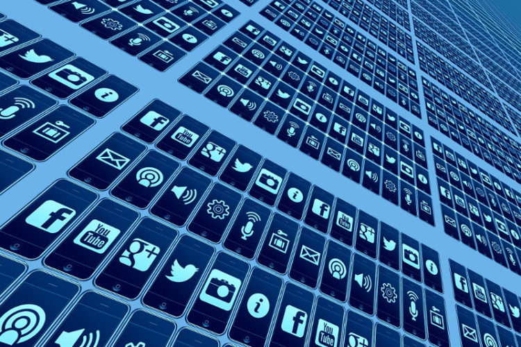 mobile phone - social