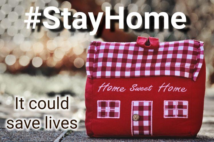 #StayHome - Coronavirus